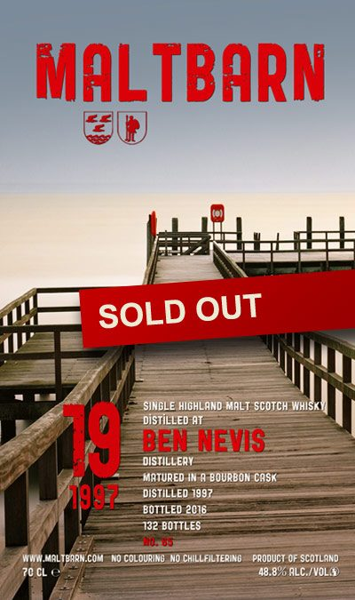 Maltbarn 65 – Ben Nevis 19 Years
