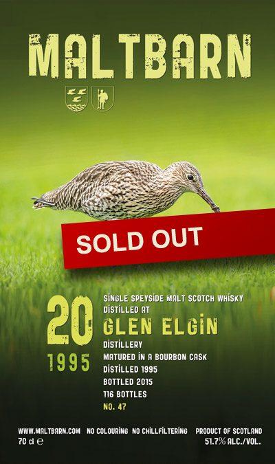 Maltbarn 47 – Glen Elgin 20 years