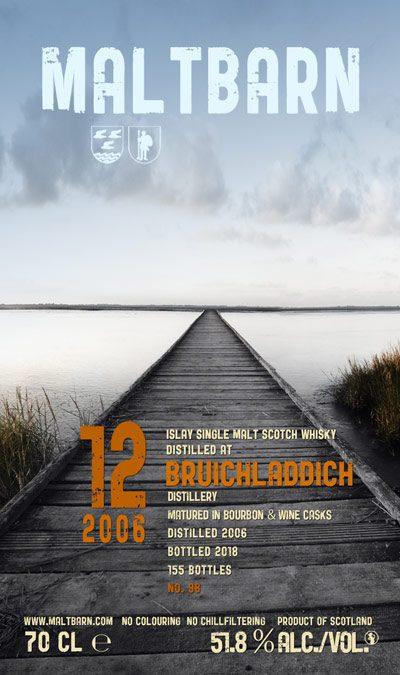 Maltbarn 98 – Bruichladdich 2006