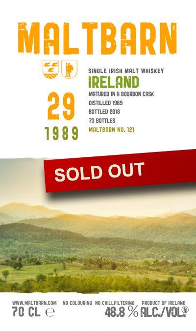 Maltbarn 121 – Ireland