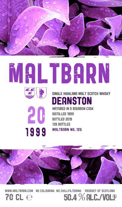 Maltbarn 125 – Deanston